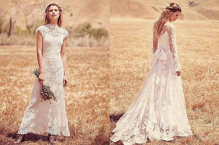 16 vestidos low cost novia - ethereality