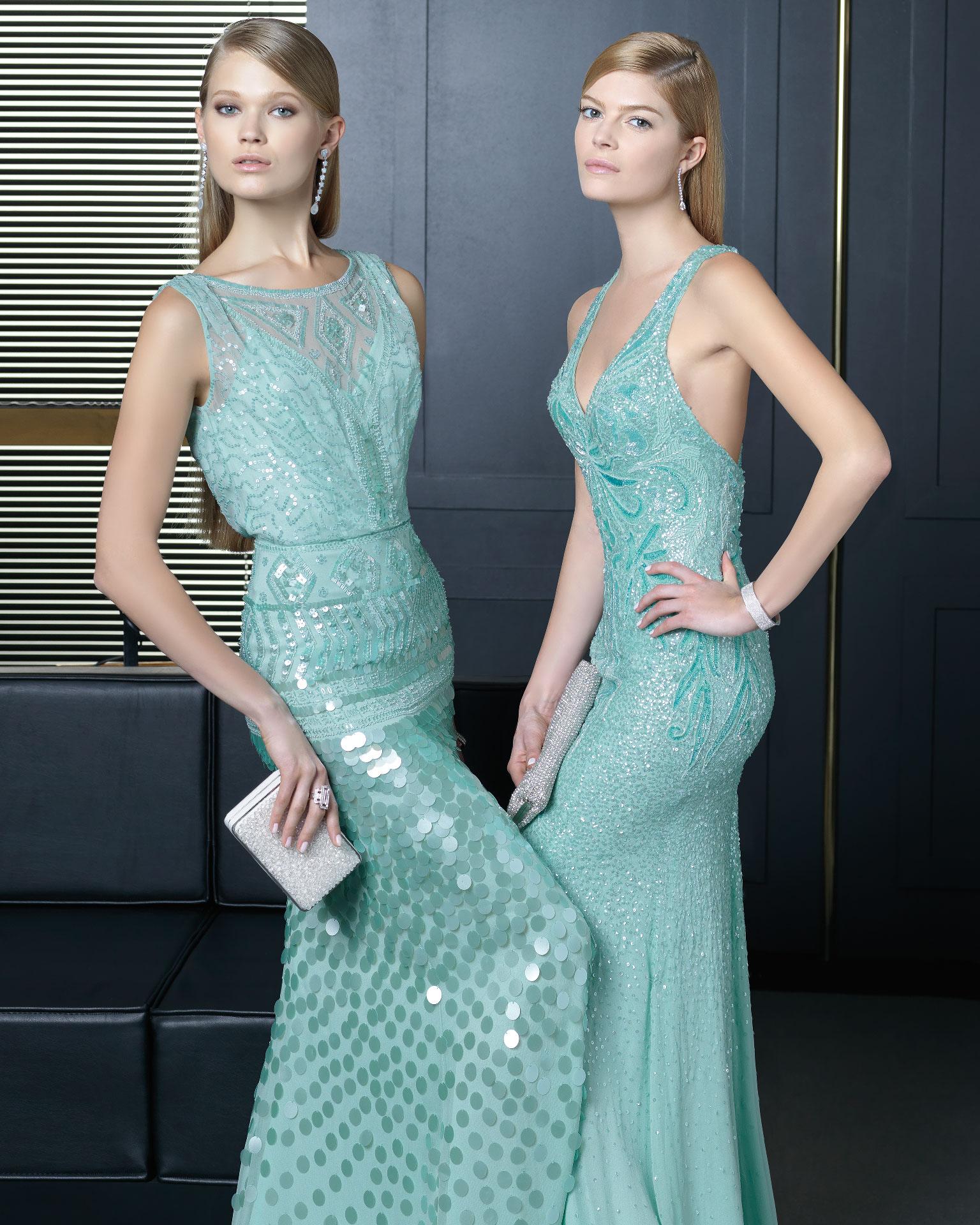 20 vestidos para triunfar como dama de honor - ethereality