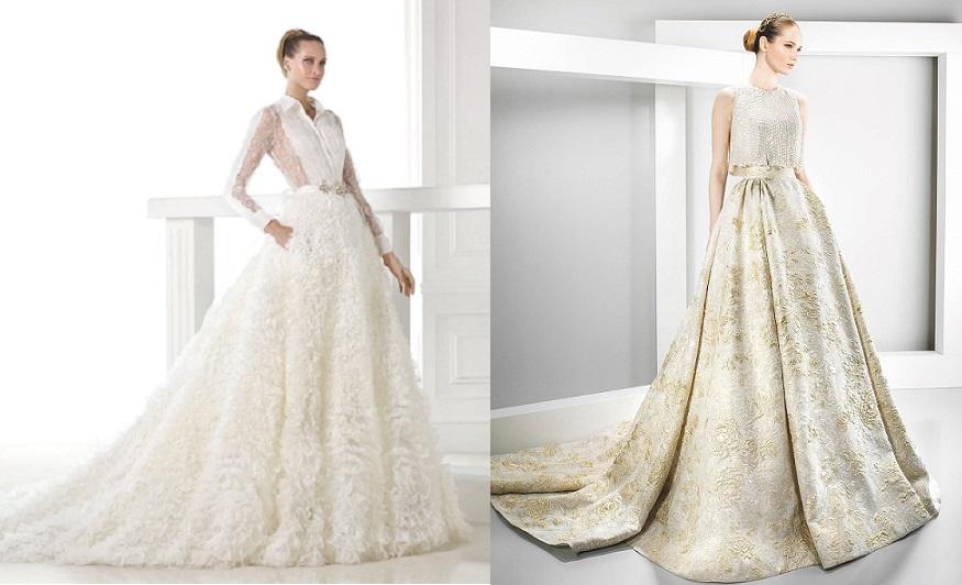 Nueva tendencia 2015, vestidos de dos piezas