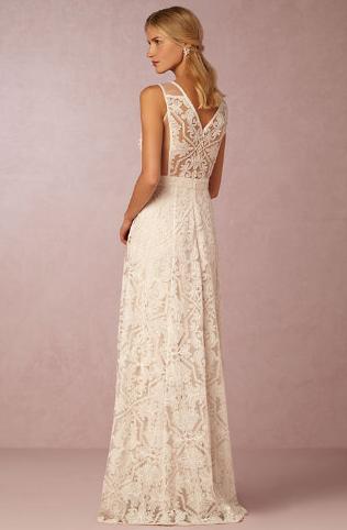 Pendleton gown