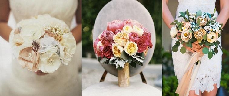 6 originales ramos de novia de otoño