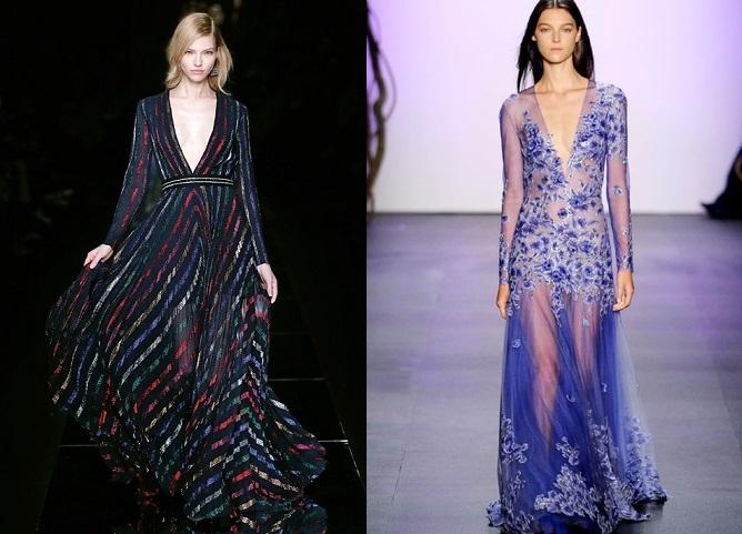 15 vestidos de pasarela perfectos para invitadas de Otoño