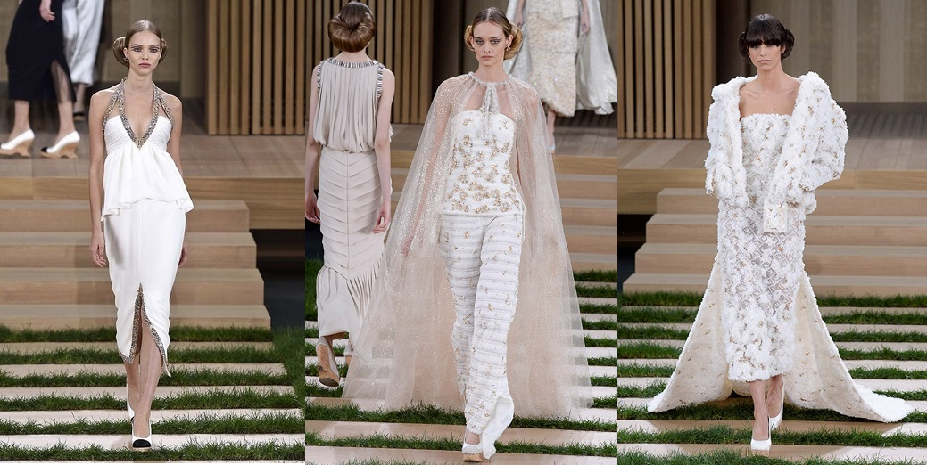 Las novias de Chanel Alta Costura PV 2016, 10 propuestas con las que dar el sí quiero