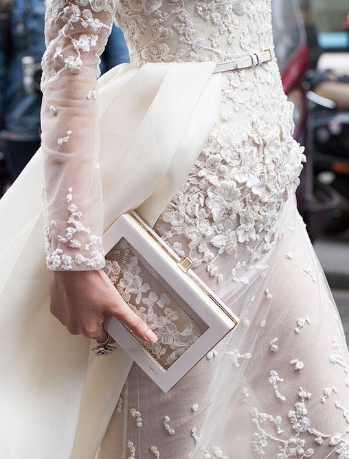 Accesorio estrella del 2016: Clutch para novias
