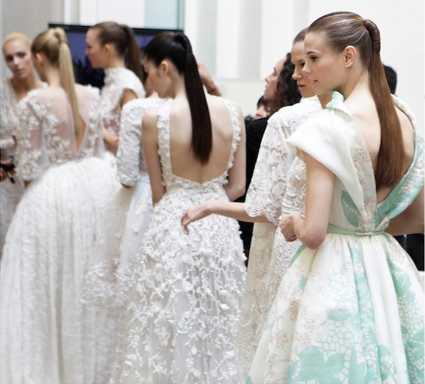 Brides-with-Pony-Tails-Pony-Tail-Wedding-Hair-Bridal-Musings-Wedding-Blog9