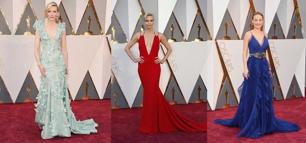 Premios Oscar 2016: Las 10 mejor vestidas