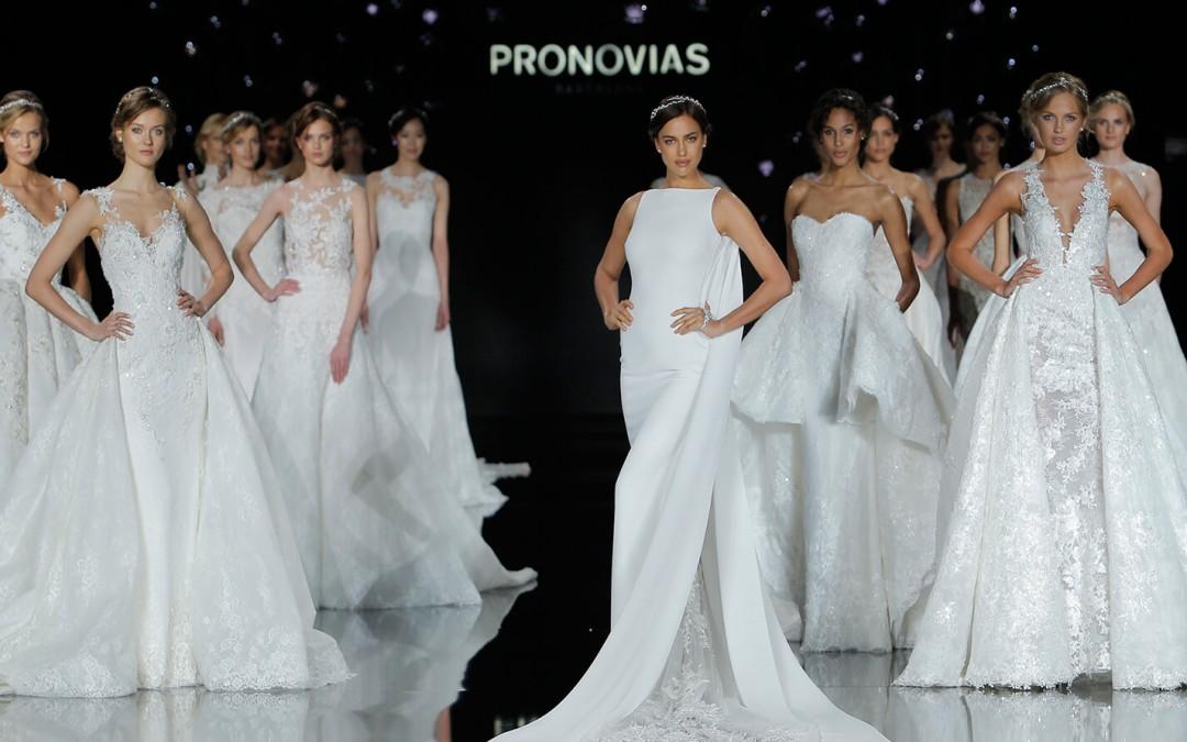 'Le ciel' de Pronovias