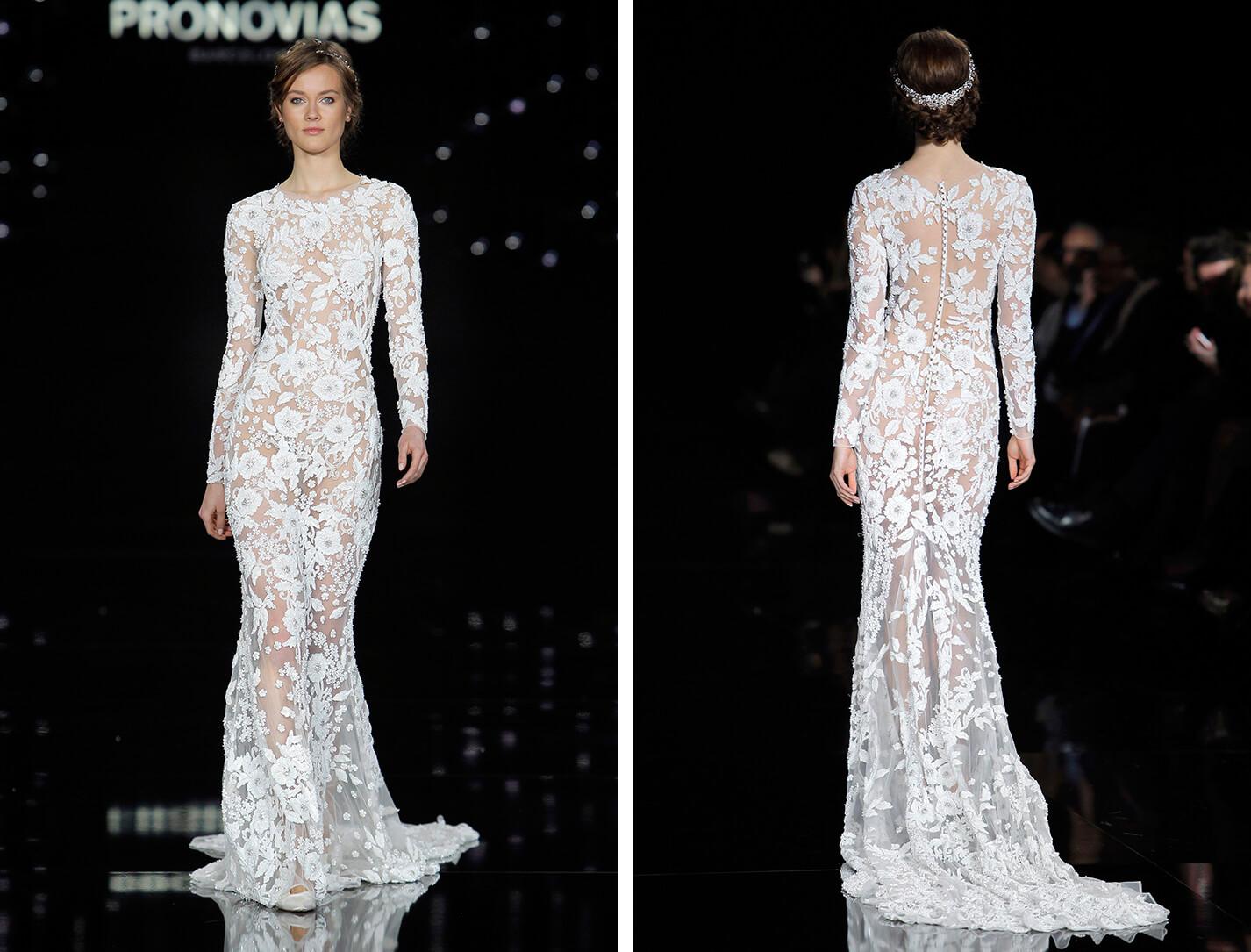 PRONOVIAS_Fashion_Show_2017_Narciso