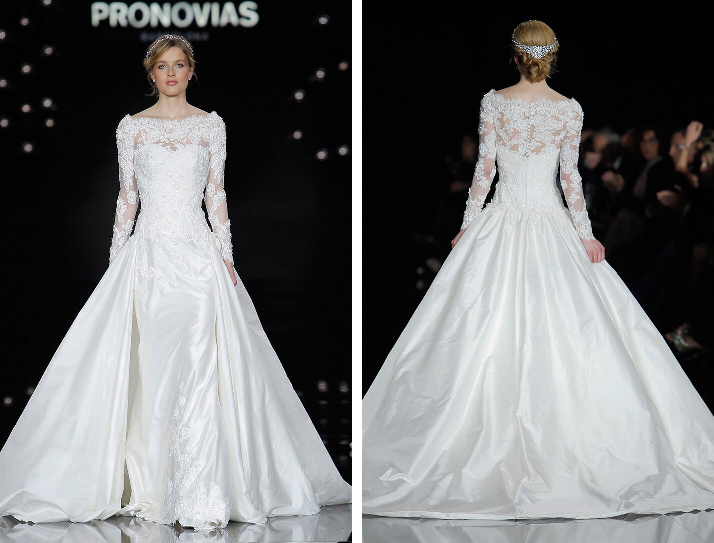 PRONOVIAS_Fashion_Show_2017_Nectar