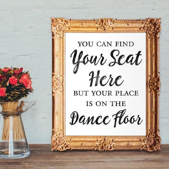 14 ideas creativas para un Seating Plan original y divertido